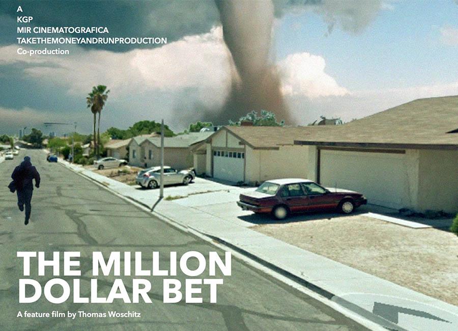 The million dollar bet